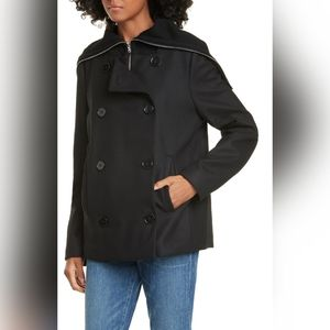Judith and Charles peacoat size 10 BNWT